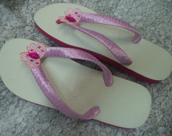Chinelo Adulto Customizado