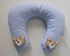 Travesseiro de pesco�o infantil
