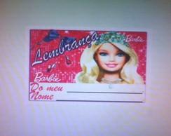 �m� de geladeira 5x4 Barbie Life