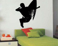 Adesivo Decorativo Surfista