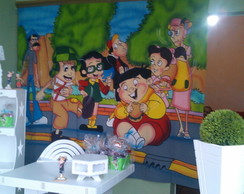 PAINEL DEC TURMA DO CHAVES 200x170