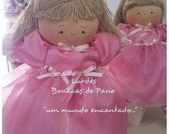 Boneca Princesa M-Lurdes Bonecas de Pano