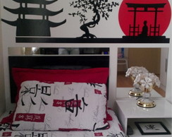 Adesivo Decorativo Oriental