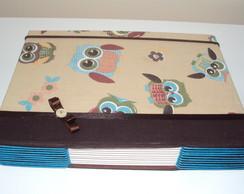 Caderno Costura Longstitch