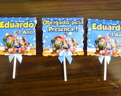Pirulito C/ La�o Cetim - Toy Story