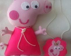 Peppa Pig Princesa
