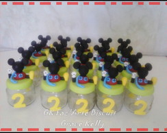 POTINHO CASA DO MICKEY BISCUIT
