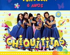 R�tulo Para Tubetes - Chiquititas