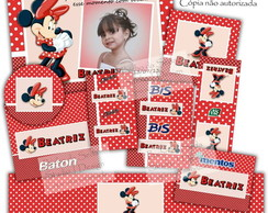 Kit Digital- Tema Minnie