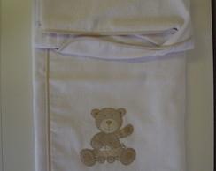 (TO 0004) Toalha de banho urso