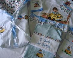 Kit Maternidade,Saco beb�,Fraldas,Roup�o