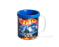 Caneca Hot Wheels