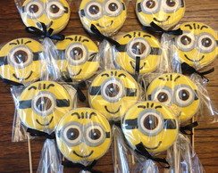 Cookie Minions - Meu Malvado Favorito