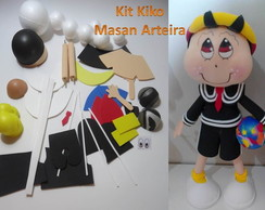 Kit Personagens - KIko