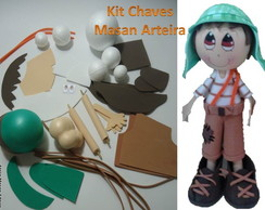 Kit Personagens - Chaves