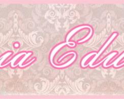 ~ Plaquinha/Little Plate Maria Eduarda ~