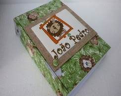 caixa+�lbum+caderno de assinatura