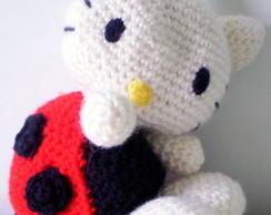 Amigurumi Hello Kitty Joaninha