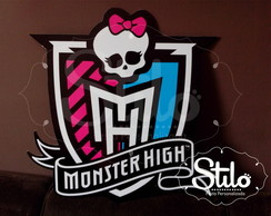 Painel Mdf Monster High