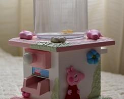 Mini Baleiro Infantil - Peppa Pig