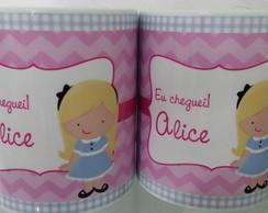 Caneca Personalizada Cha de bebe
