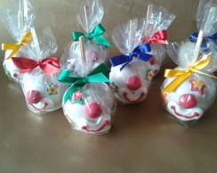 25 ma�as do amor decoradas em chocolate