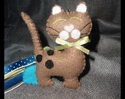 Chaveiro Gato