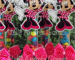 Tubetes Scrap Festa Minnie