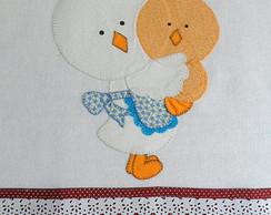 Pano De Copa Galinha e Beb�