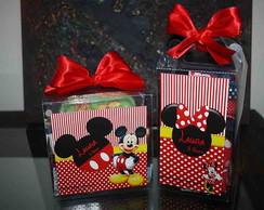 Lembrancinhas Minnie e Mickey