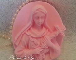 Sabonete Santa Terezinha das rosas