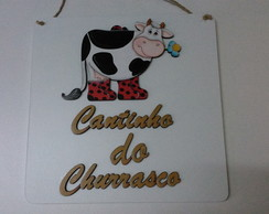 Cantinho do churrasco 3