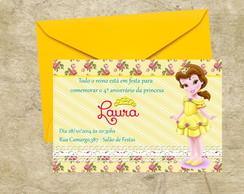 Convite Bela Baby 1