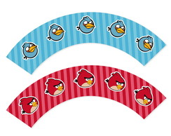 Wrappers Angry Birds