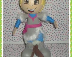 Boneco Kristoff do Filme Frozen em e.v.a