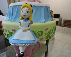 Festa Alice no Pa�s das Maravilhas