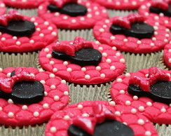 Cupcake: Minnie