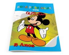 Revista de Atividades Mickey