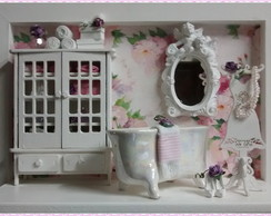 Cen�rio Banheiro Lady Luxo
