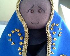 Nossa Senhora Aparecida em feltro