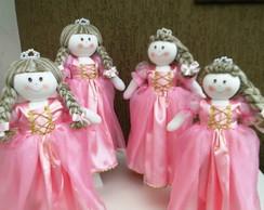 Bonecas princesas 40cm de altura