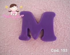 C�d. 153 Molde da letra M