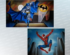 Painel Digital Super Her�is, Ben10
