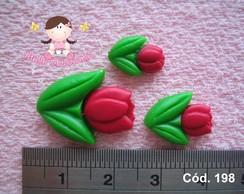 C�d. 198 Molde de tulipas