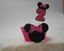 WRAPPER COM TOPPER Minnie - pcte
