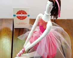 Boneca Tilda Bailarina