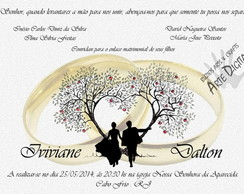 Convites Digital Casamento
