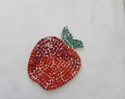 Enfeite:ma�� em mosaico