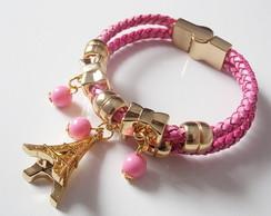 Pulseira Paris Pink