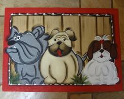 "Tapete ""Cachorros Personalizados"""